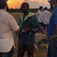 FOTOS: Kanye West y Kim Kardashian se encuentran de visita en Punta Cana