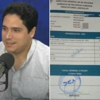 Aduanas dice liquidación de asistente director está amparada en reglamento interno