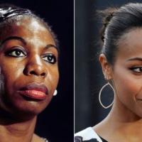 Zoe Saldaña pide perdón entre lágrimas por interpretar a Nina Simone