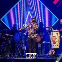 Don Miguelo mostró versatilidad en su concierto 2.0