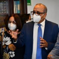 """Ministro de Salud sobre jeringuillas: Formaron una """"tormenta en un vaso de agua"""""""