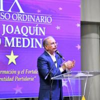Proclaman a Danilo Medina como presidente del PLD