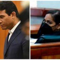 Dictan 18 meses de prisión a Adan Cáceres, pastora Rossy Guzmán y otros tres