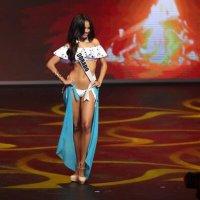 Miss República Dominicana participó en Miss Puerto Rico en el 2017