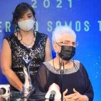 Eso parte el alma: María Cristina Camilo creyó que le habían entregado el Gran Soberano