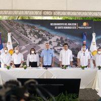 Turismo presenta proyecto Malecón Santo Domingo Este