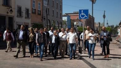 Promueve Ayuntamiento de Morelia movilidad en vialidades