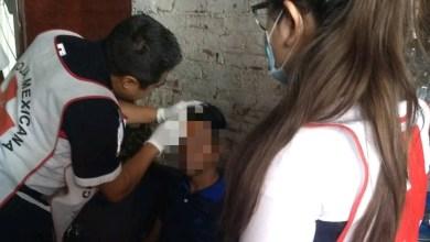 Resulta herido durante riña, en la colonia Eduardo Ruiz