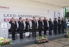 Unión entre la base social y el Gobierno de México