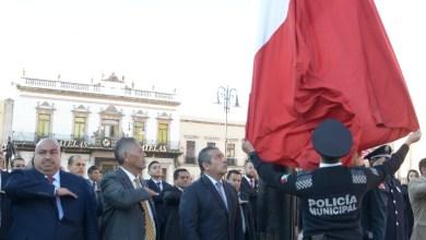 Acude Raúl Morón a Conmemoración del Natalicio de Benito Juárez