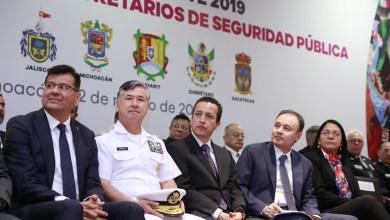 Supera Michoacán de manera extraordinaria debilitamiento institucional: Federación