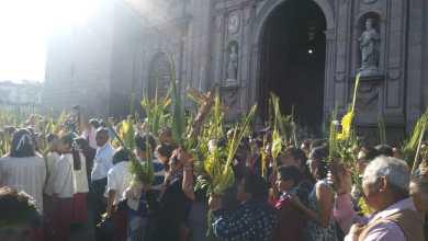 Inicia la Semana Santa con el Domingo de Ramos