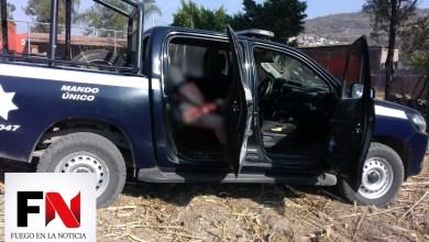 Frustran policías de Tarímbaro asalto contra vehículo de Bansefi