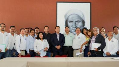 Respalda ATEM federalización de servicios educativos de Michoacán