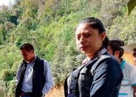 Emboscan y asesinan a alcaldesa en Veracruz