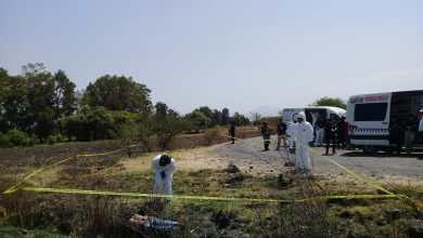 Investiga FGE hechos registrados en Morelia y Tarímbaro