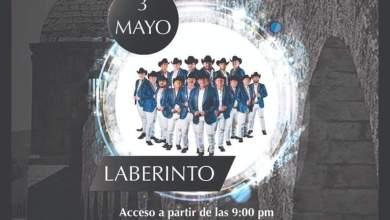 Grupo Laberinto llega para poner a bailar al Centro de Espectáculos
