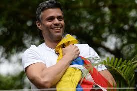 Se encuentran Leopoldo López y su familia en la Embajada de España, en Caracas