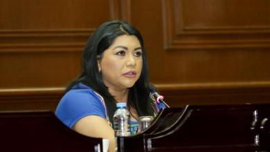 Presenta Brenda Fraga iniciativa para precisar penalmente las lesiones contra mujeres