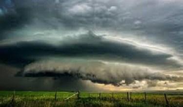 Prevé SMN tormentas fuertes en la Mesa Central y Sur del país