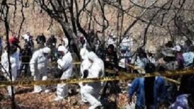 Descubren 11 cuerpos en canal de aguas negras en Jalisco