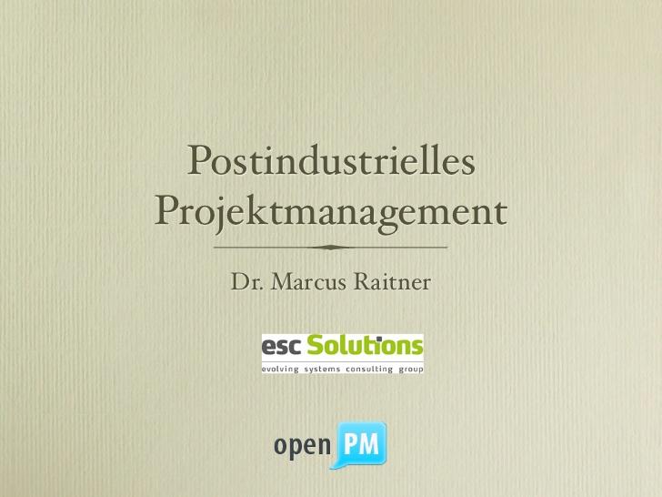 postindustrielles pm