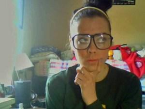 Gotta wear them glasses..