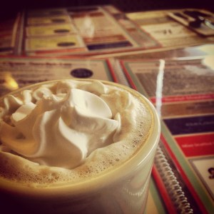 Metro Diner coffee