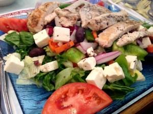 Phoenix Diner Salad