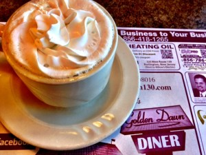 Golden Dawn Diner Coffee