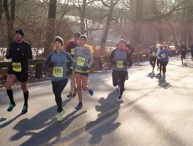 running 2