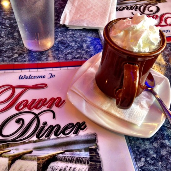 Town Diner Coffee