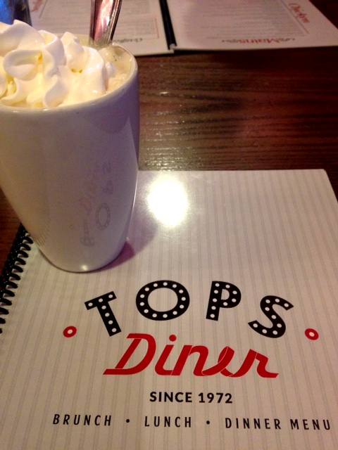 Tops Diner Coffee