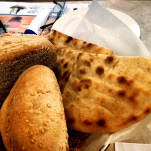 Seven Seas Diner Pita Bread