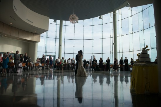 first dance]