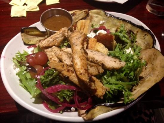 modern malt salad