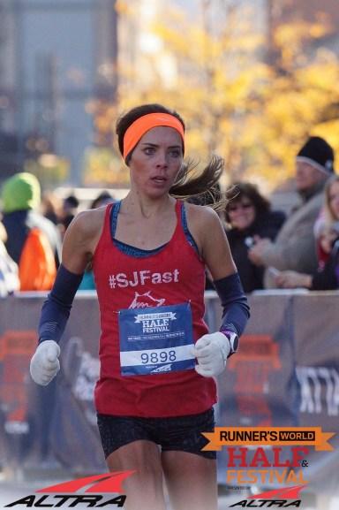 runners world half marathon