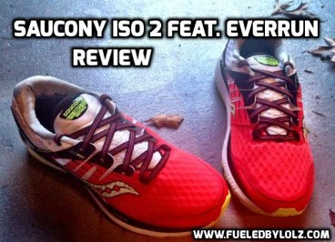 Saucy ISO 2 Feat Everrun Review