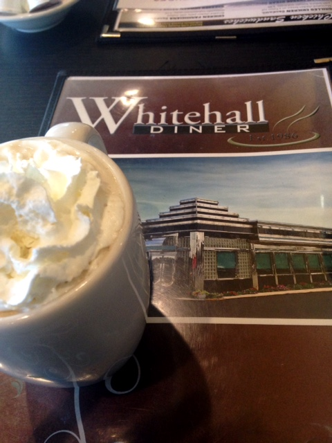WhiteHall diner coffee