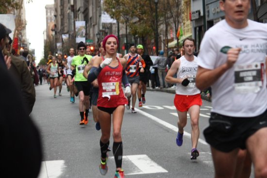 me running philadelphia