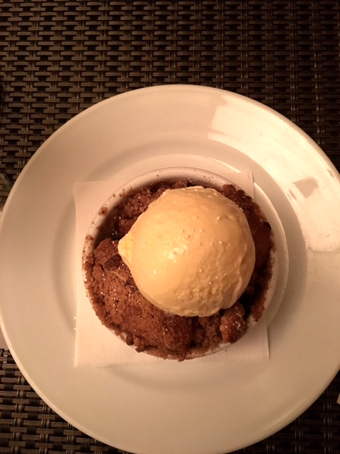 Apple Crisp Green Street Tavern
