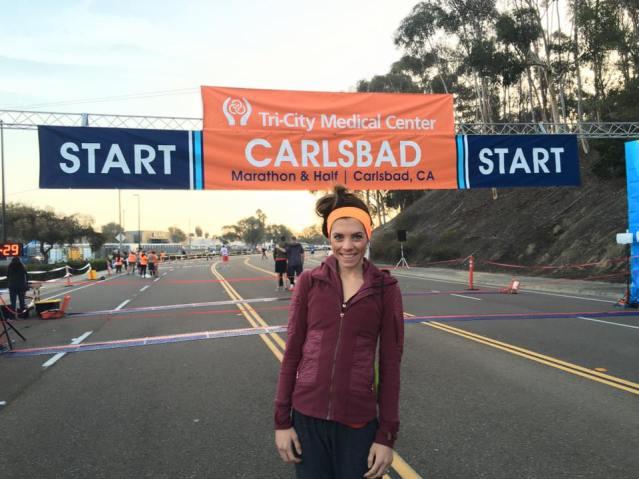 me carlsbad half marathon