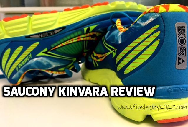 Saucony Kinvara review