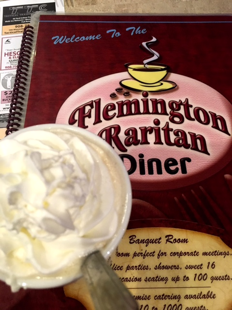 Flemington-Raritan Diner Coffee