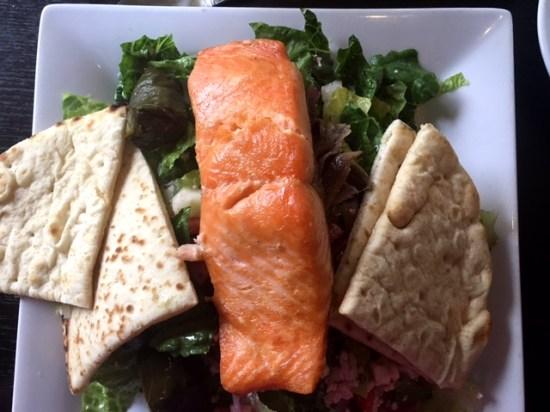 Millstone Diner greek salad