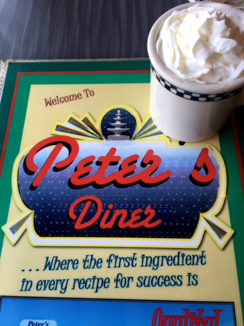 Peters Diner Coffee