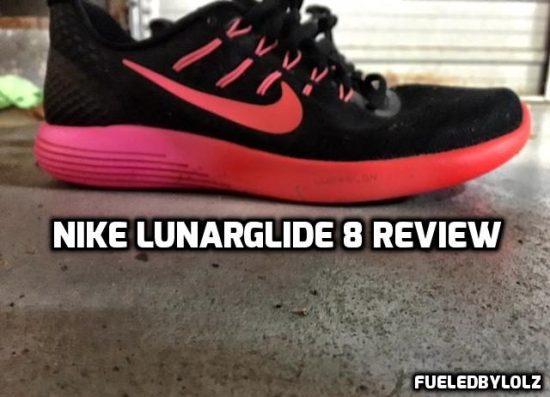 Nike LunarGlide 8 Shoe Review