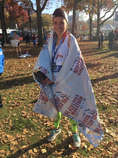 Philadelphia half marathon