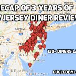 Three Years of Diner Reviews