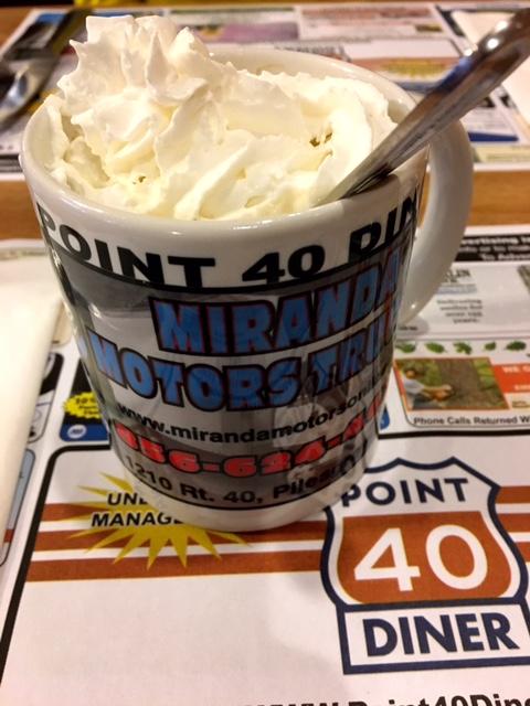 Point 40 Diner Monroeville NJ